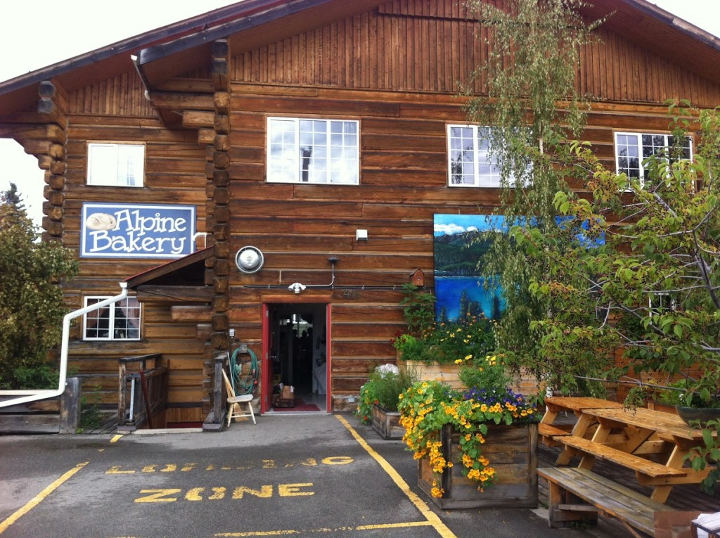 Alpine Bakery (Whitehorse)