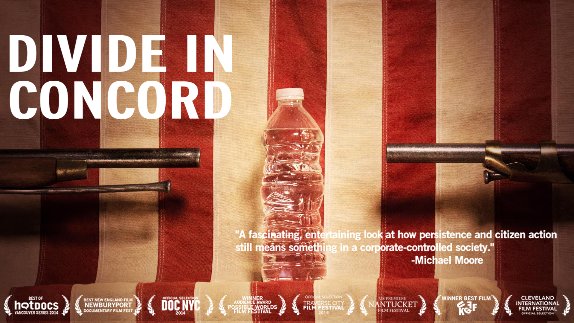 Free Public Film Screening: Divide in Concord