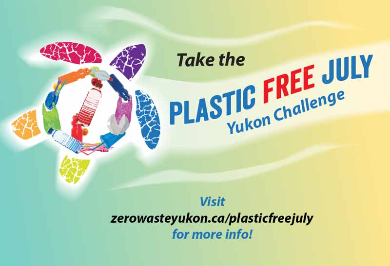 Take the Plastic Free July challenge and win!