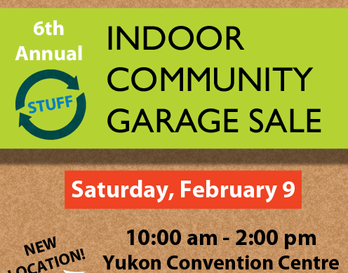 2019 Indoor Community Garage Sale