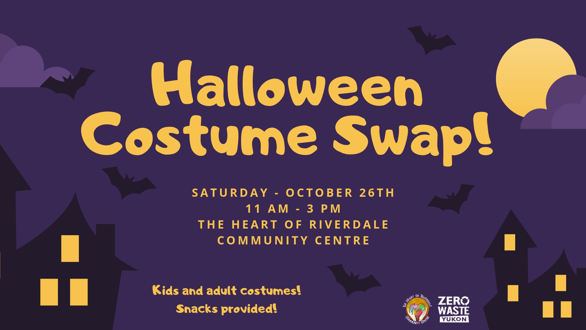 Halloween Costume Swap!